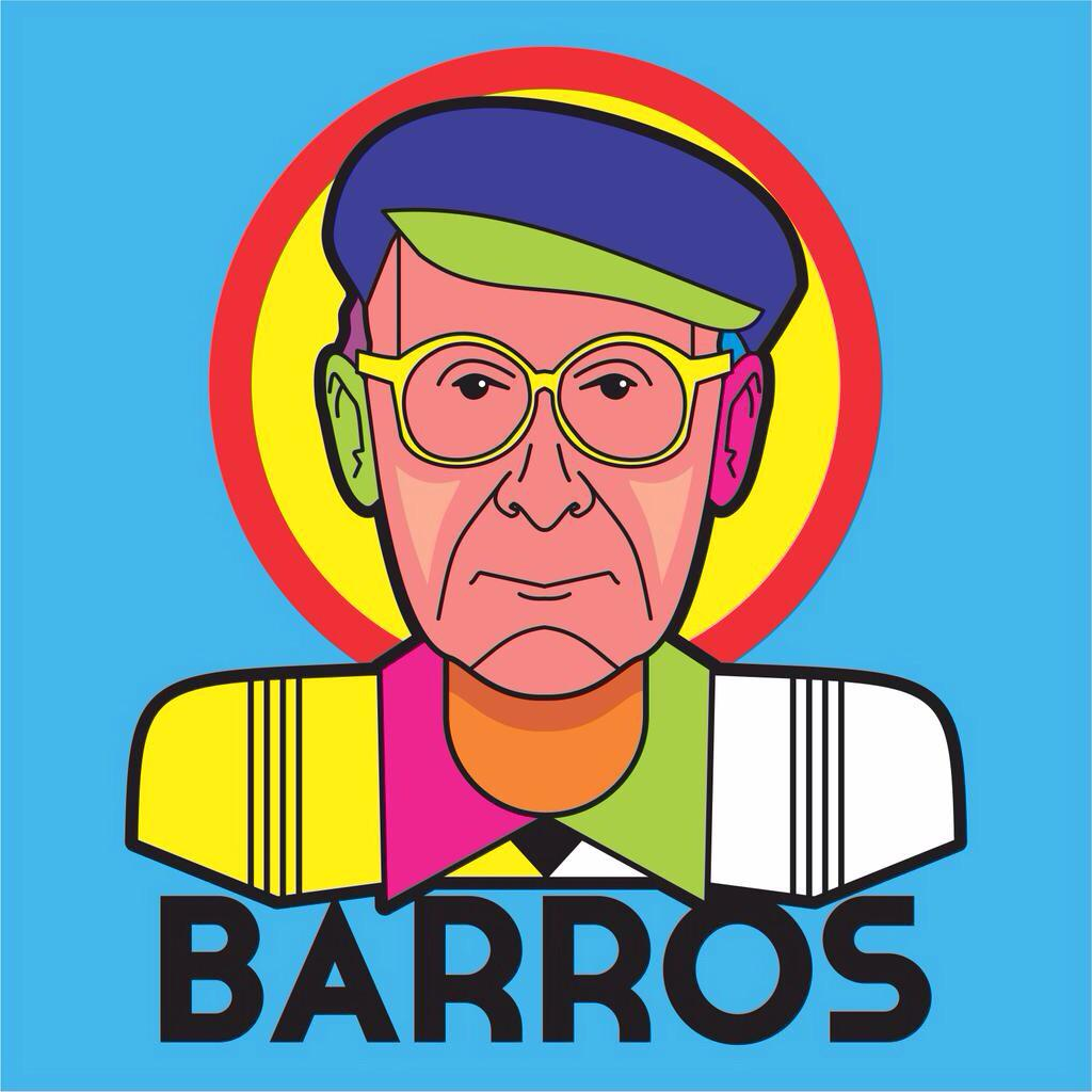 Nos montamos en la piragua de José Barros para celebrar su cumpleaños número 100. Un tropicalero de los grandes! http://t.co/t6biIZaQaK