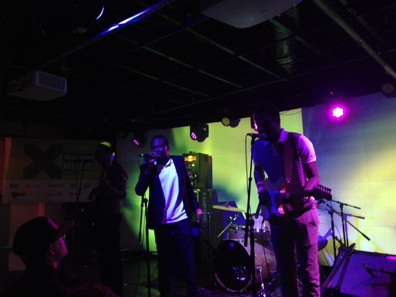 Songhoy Blues so good had to see them twice! #sxsw http://t.co/Tx83ut9OlJ