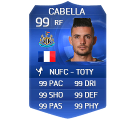 cabella was amazing in the newcastle arsnal game today unlucky he did not score http://t.co/D0HAHXprxo