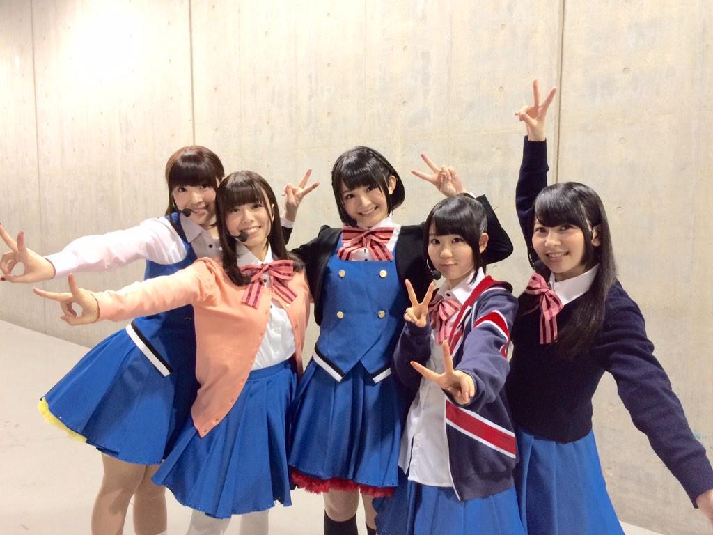 【Rhodanthe*】アニメジャパンでの「きんモザ」ステージ無事終了しました!ご来場ありがとうございました!放送はいよいよ4月からです。応援よろしくお願いします!! http://t.co/bSnMdca9BM