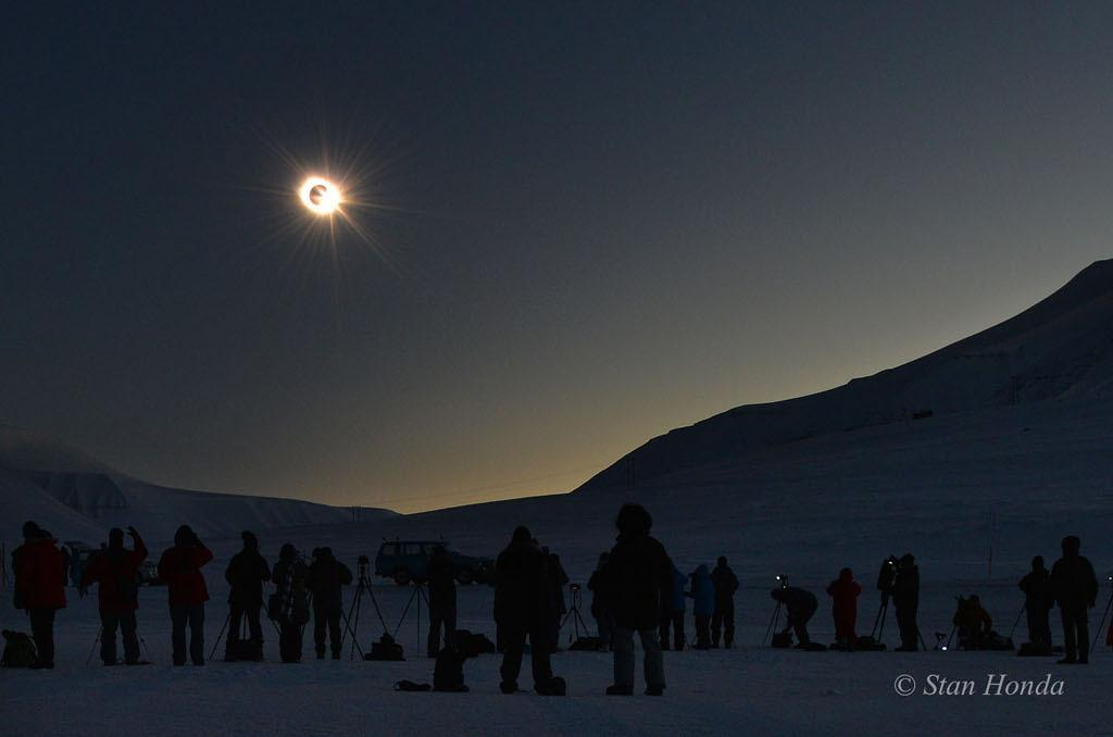 Northern Equinox Eclipse via NASA http://t.co/VHlkxvEUxs http://t.co/Y3tjZCQ5AD