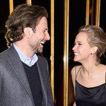 Jennifer Lawrence & Bradley Cooper honestly can't stop laughing tonight: http://t.co/43rO6H1TKv http://t.co/cSSj0KaELD