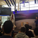 RT @travelholic: Where will you be at @YurisNight? Dr. Jürgen Hill talks about the community movement. #SpaceUpCGN http://t.co/sM95RgHLHE
