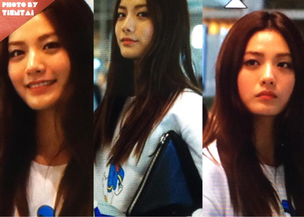 PREVIEW 150322 HANEDA AIRPORT - NANA http://t.co/Zoe8gzD6OQ