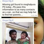 RT @malai1992: I dont hv much followers to see this and share sir/miss.Please do help this little girl to get back home :( http://t.co/IWnh…