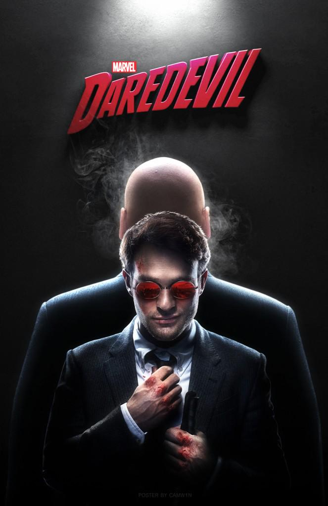 Awesome!RT @Director_007: What do you think? Pretty cool, huh? @stevendeknight @vincentdonofrio @Daredevil @Marvel http://t.co/rVOkUN4Vl4