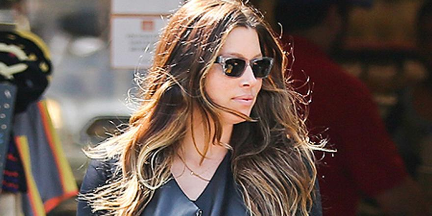 Bump Watch: Jessica Biel Edition