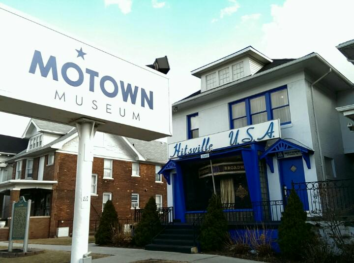 Shout out to @Motown_Museum in @VisitDetroit for an exceptional tour yesterday. My group was singing & dancing! http://t.co/g8TzPhLUom