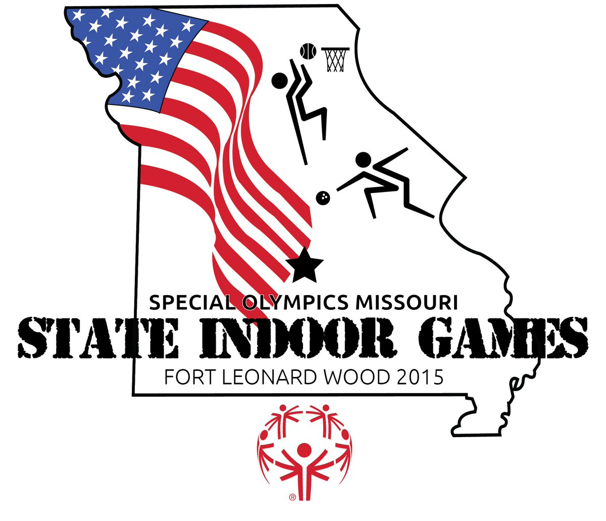 Special Olympics MO comes to @fortleonardwood this wknd for @SOMissouri State Indoor Games!