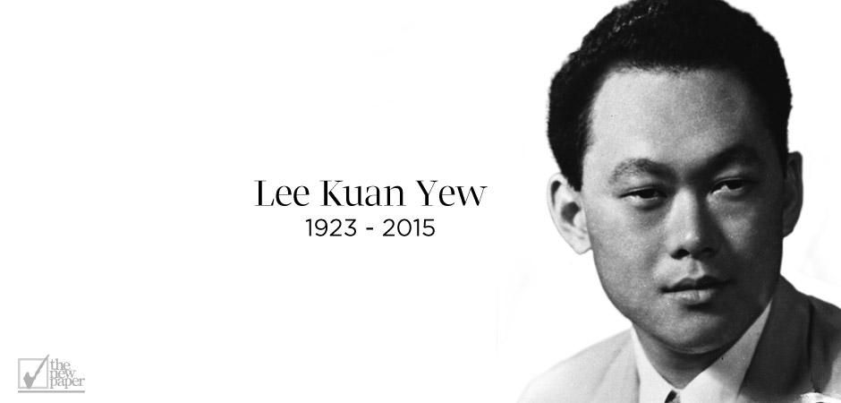 Singapore's founding father Lee Kuan Yew died at 3.18am this morning at Singapore General Hospital. He was 91. http://t.co/NgM5VUbr9d