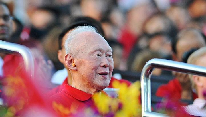You may not be there to witness SG50 or subsequent NDPs but your legacy will be celebrated & live forever #RIPLKY http://t.co/uu8WEf7DvP