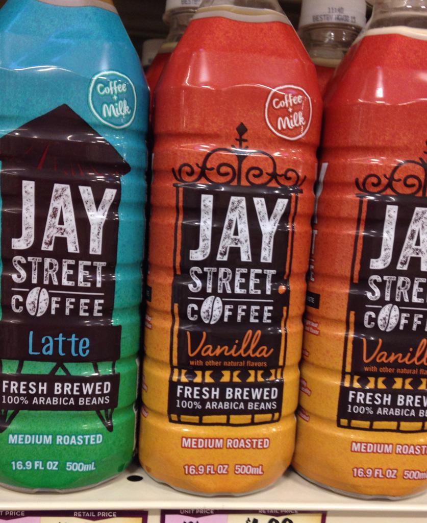 "I've been working with a friend who's a dope barista & I'm excited to give you guys ""jay street coffee"" coming soon. http://t.co/BDSmGw9pm5"