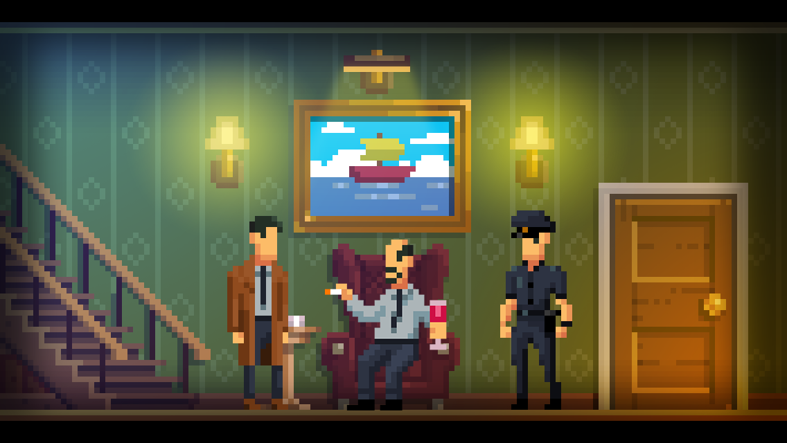 Preview: @DoomCube's The Darkside Detective features genuinely funny dialogue & great gameplay http://t.co/rw205VYsEX http://t.co/Otae2QZktU