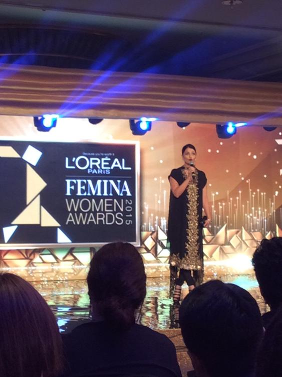 Aishwarya   #LPFWA2015 http://t.co/9yNNCTYbuc