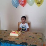 RT @sreejuva: Pls give retweet for my son's fourth birthday @priyamani6 http://t.co/ILxfFLZoqW