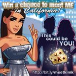 So excited! Ucan now play the #KimKardashianGame for a chance to meet me in person http://t.co/XniYNyxw4n #LoveMyFans http://t.co/vOKMQz2XbU