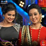 RT @PriyaManiWeb: #DancingStar2 #Offscreen 2 Talent in 1 single frame @priyamani6 & @MayuriUpadhya http://t.co/PfeJTInRYM