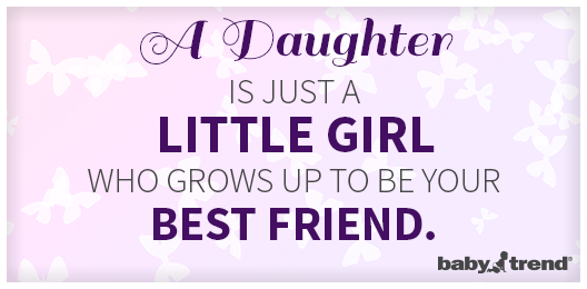 A #daughter is just a little girl who grows up to be your best friend. <3 http://t.co/1mYi5ZB4ZB