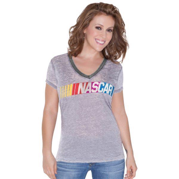 You can get the #NASCAR shirt Alyssa was wearing yesterday: http://t.co/aAu4LPRspt http://t.co/Yiz0ZGTjzp