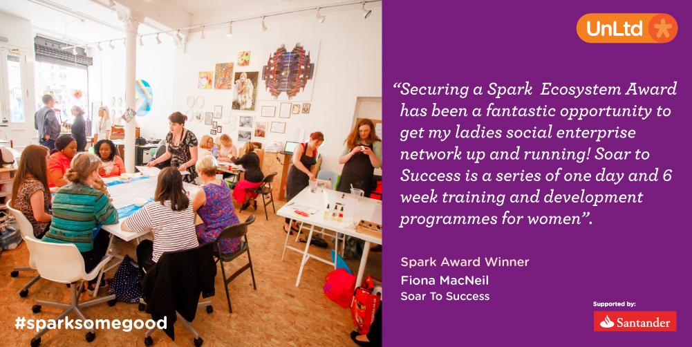 Passionate about networking with fellow #socent #peers? Apply for a £500 #SparkSomeGood Award http://t.co/GcN2vobCtW http://t.co/68MbYlhsV5