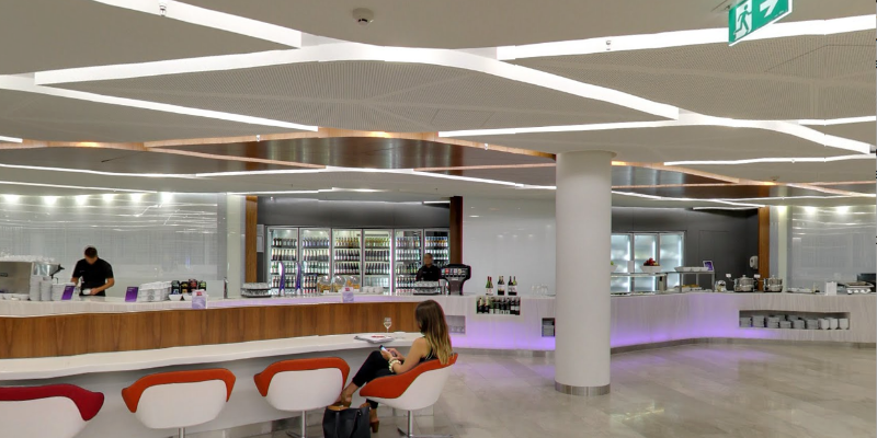 Virgin Australia Brings Google Street View Into Its Sydney Airport Lounge