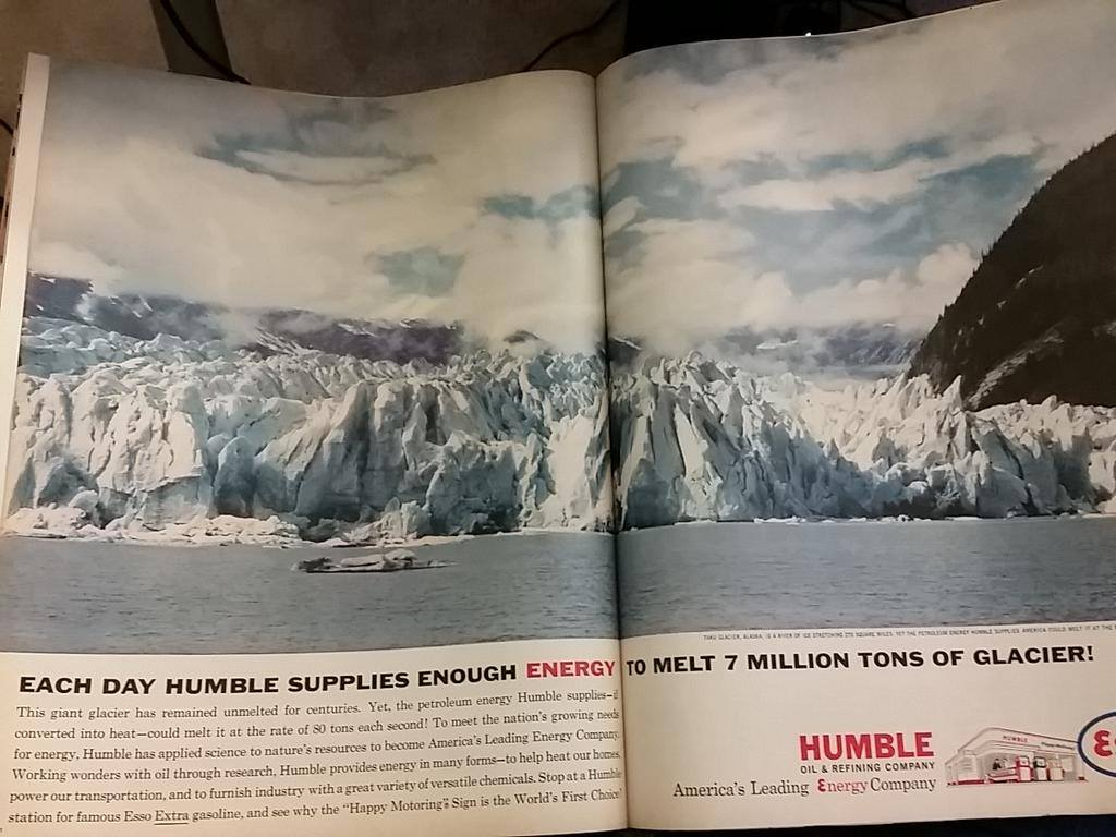 Oil company advertising has changed a little since 1962 http://t.co/qeRyjTn6Lo