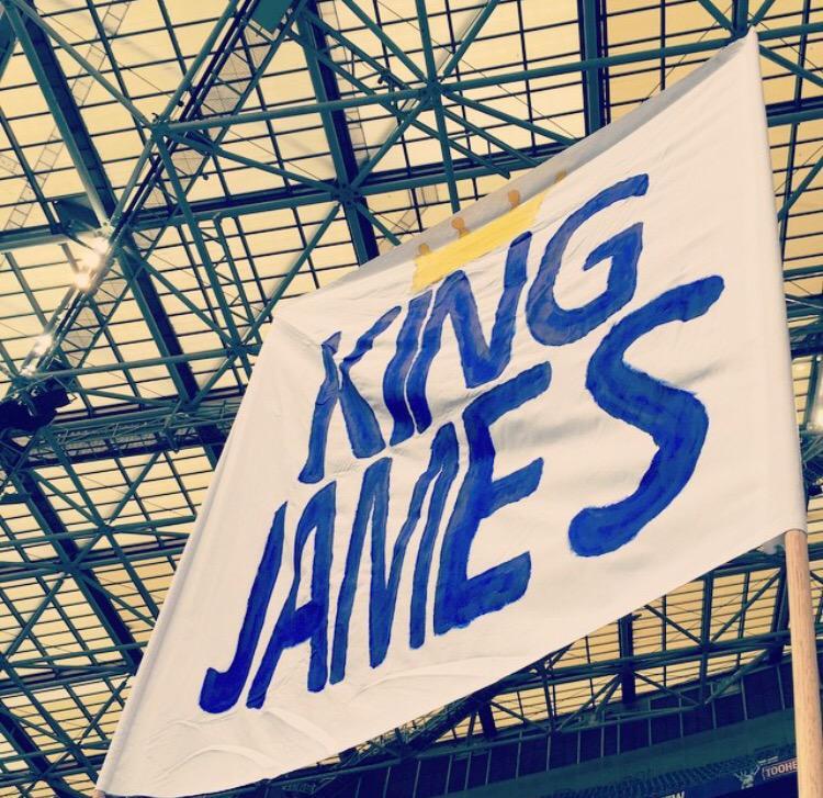 Never change, #KingJamesGraham - Our leader, our Captain. #proudtobeabulldog http://t.co/lJgWU0yZVn