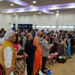 RT @jagdishshetty: . @SreeIyer1 here is the 2nd standing ovation for Dr @Swamy39 at LONDON meet today http://t.co/5Bocmlpar4