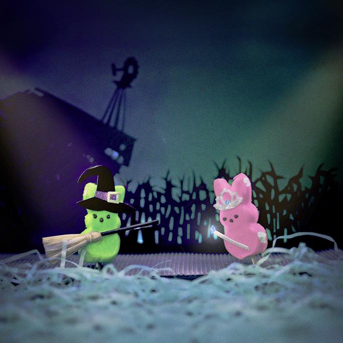 You're gonna be Peep-u-lar! #HappyEaster http://t.co/QTunpCz8w5