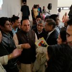 RT @jagdishshetty: Dr @Swamy39  has great fan following in UK too like India http://t.co/5cCqXsfv96