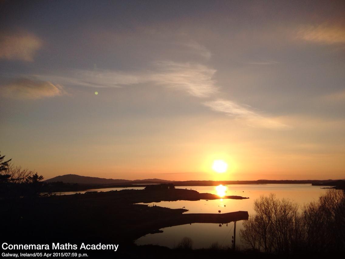 Gorgeous evening #Connemara @GalwayHour @Failte_Ireland #Ireland http://t.co/xKWCLD8nUc