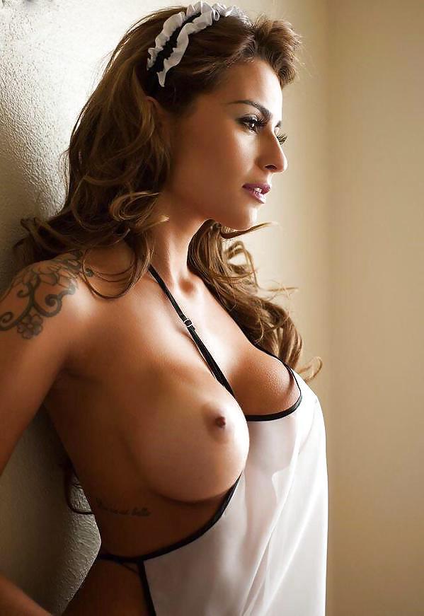 Фото красивая женская большая грудь