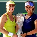 RT @WTA: .@MHingis & @MirzaSania win @MiamiOpenTennis! Complete Indian Wells/Miami double--> http://t.co/Twp1YYrBoc #WTA http://t.co/6mEPZw…