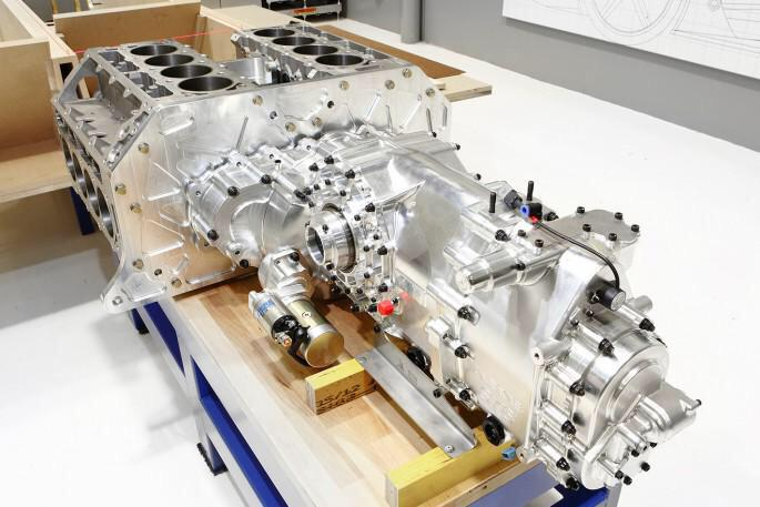 Siamesed LS7 V8s! Someone talented & unhinged is busy on CNC: http://t.co/9HxTqtxwpW via @bangshift @STREETMACHINE1 http://t.co/AR6liJMIM1