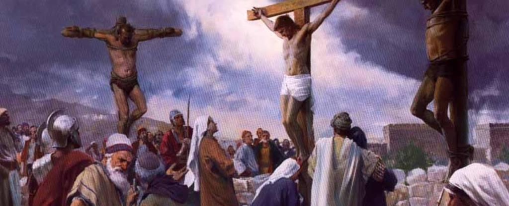 The mob killed Jesus