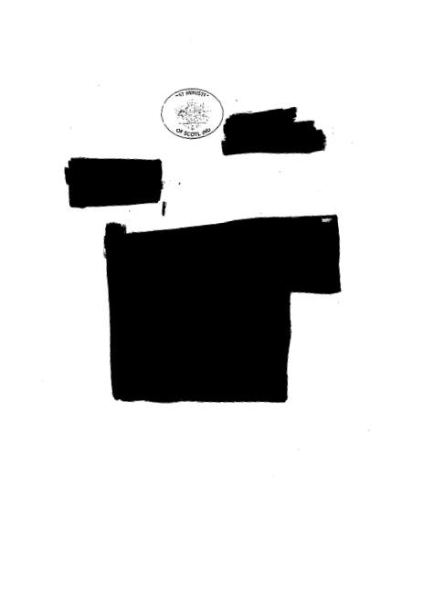 FoI response that should probably be in the Scottish National Gallery of Modern Art. http://t.co/t0Z3KHgYaK