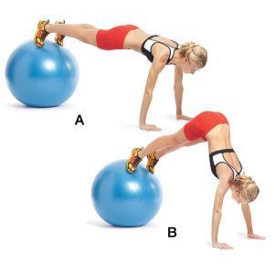 Tras el roll-in podéis probar con el pike: trabajo intenso para tus abdominales, ¿puedes realizar 10 seguidos? http://t.co/eFBC11Yz0E