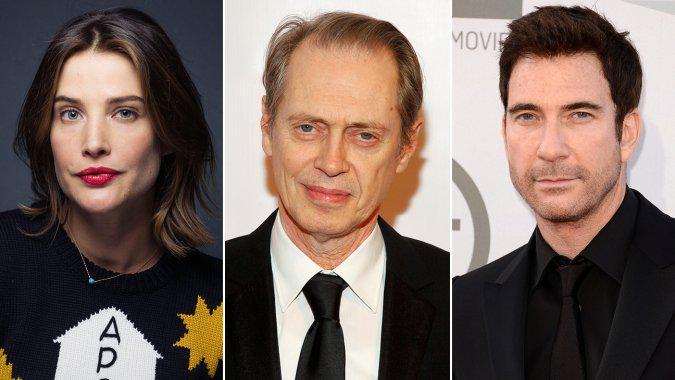 Tribeca: Cobie Smulders, Steve Buscemi, Dylan McDermott Among Jurors
