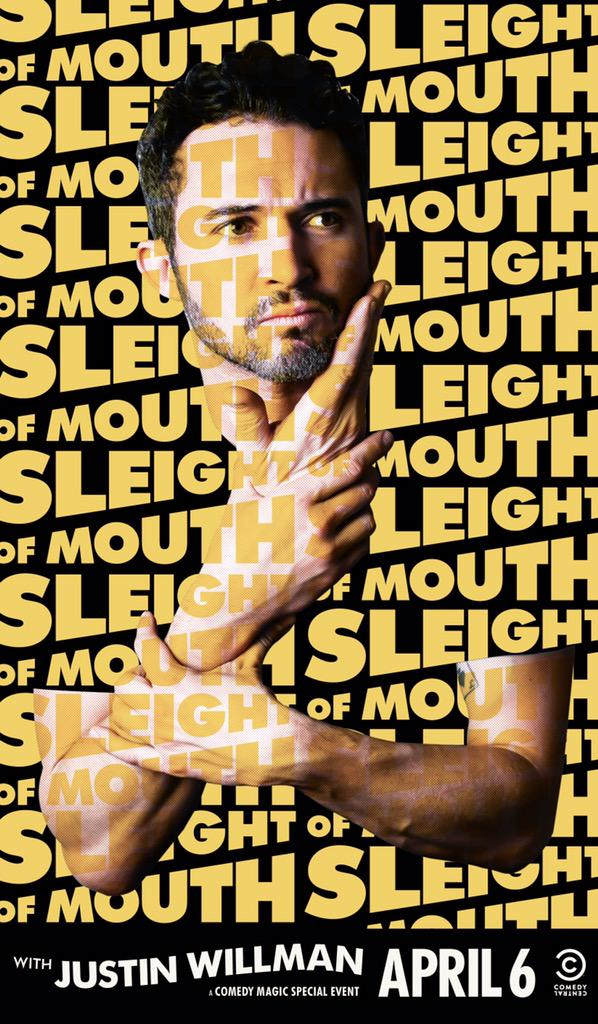TONIGHT IS THE NIGHT! FINALLY!!THE NCAA FINALS!!..and also #SleightOfMouth premieres on @ComedyCentral 12:30/11:30CST http://t.co/N1sMsN2Ttm