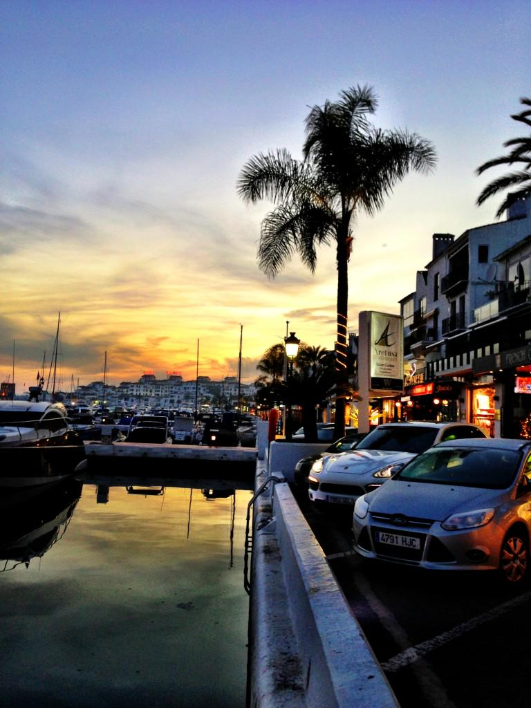 Good Evening from Puerto Banus #Marbella #Marbella2015 http://t.co/3XDUKzbUyX