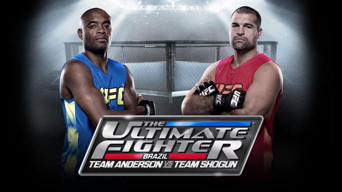 #TUFBrazil is BACK! Exclusively on @UFCFIGHTPASS  Episode 1: http://t.co/2KgeAfzYjF http://t.co/ZLpE6sCRH4