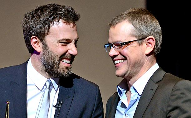 .@Syfy orders pilot from Ben Affleck and Matt Damon's production company: