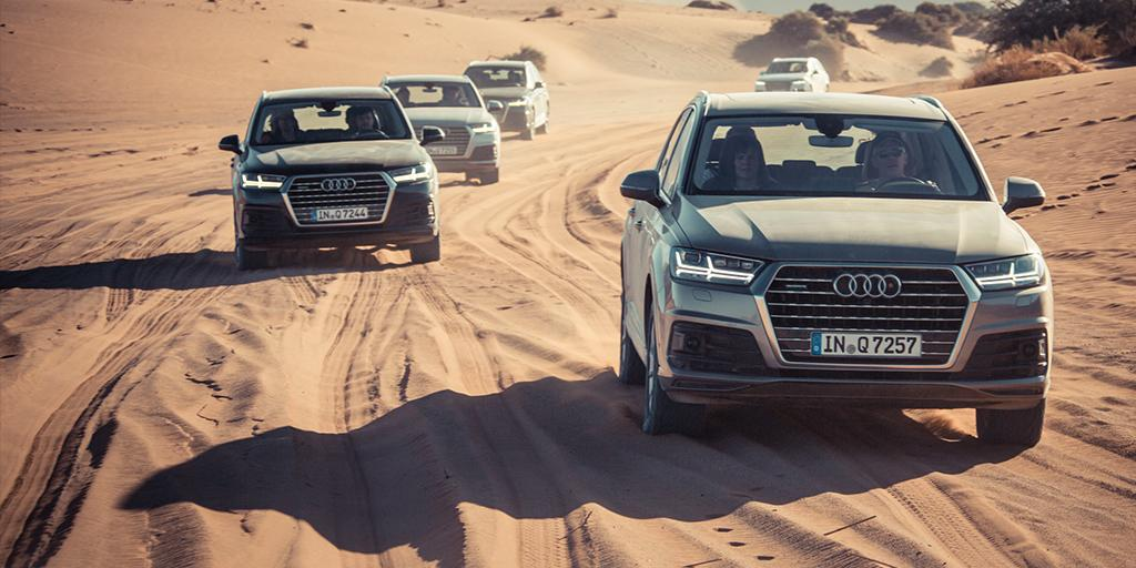 """""""This will be an easy vehicle to love."""" -@MotorTrend http://t.co/nn89tYR7md http://t.co/Qy9Y7JQy62 RT @Audi"""