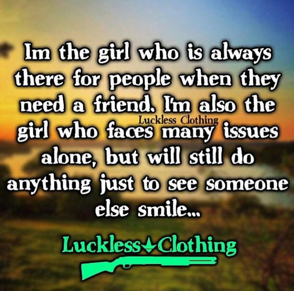 I'm the girl who is always..  @LucklessLife @cowgirl19114 @SumerSloan @SassysRustic @UnbridldCowgirl @jaclynnparizek http://t.co/ARs0MERkcY