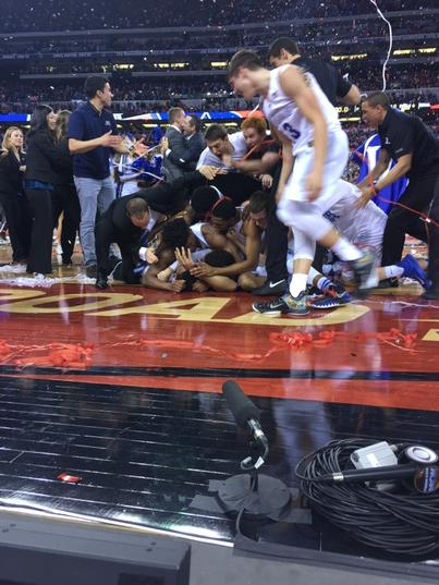 What a game. Congrats to the Blue Devils! http://t.co/4NkNenAxY1