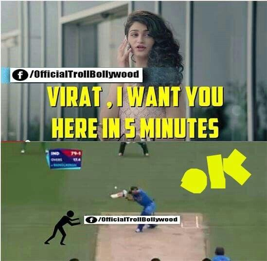 This is what actually happened. #ViratKohli #AUSvIND http://t.co/zfecieG64R