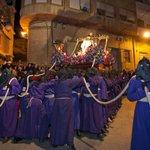¡Hoy sí! La primera procesión del año, en España, es de #Cartagena. No podía ser de otra manera. #CristoDelSocorro http://t.co/t3wjOyUZm2