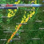 RT @ChrisAllenSkywx: NEW: A Few Thunderstorms http://t.co/4pbVYRCgL2 @AMKentucky @NWSLouisville #KYwx #wbkowx http://t.co/lg8vk9OwTg