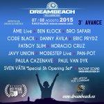 #Dreambeach suma al cartel... #GoVillaricos #ConfirmacionesDreambeach http://t.co/zj6yB1uyBV