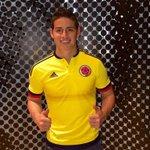 Hoy nuestra selección empieza el camino por otro sueño. Apoyando en la distancia. Vamos Colombia! http://t.co/KwK8sBZe4e
